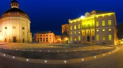 Loano, piazza del Comune.