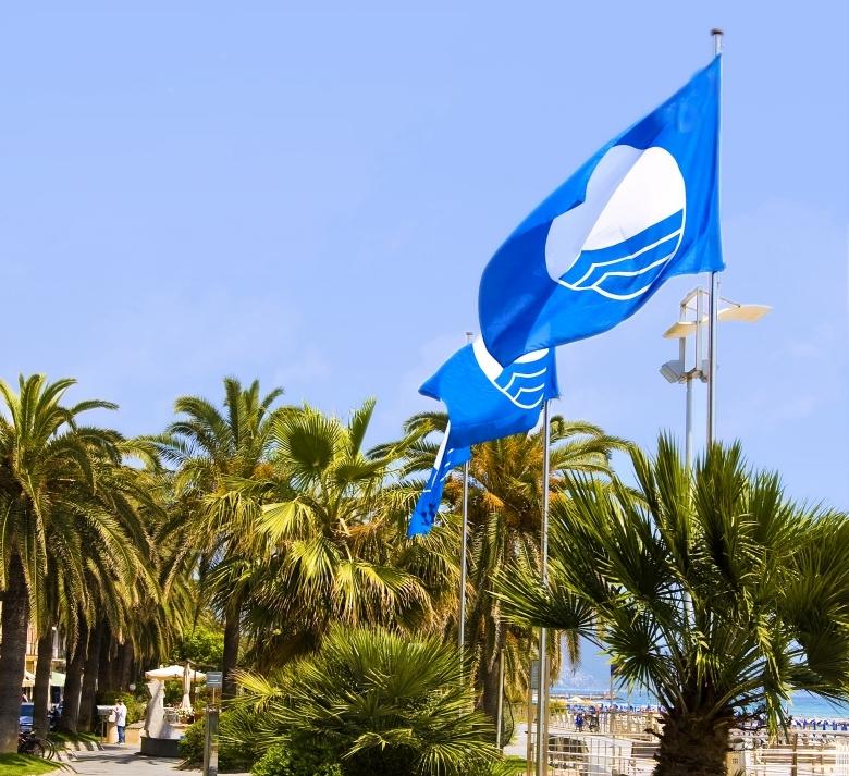 Loano Bandiera Blu lungomare