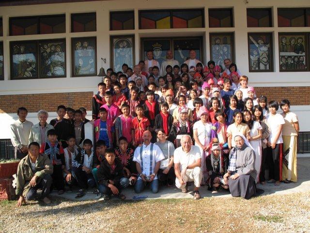 Missione Cattolica Thailandia