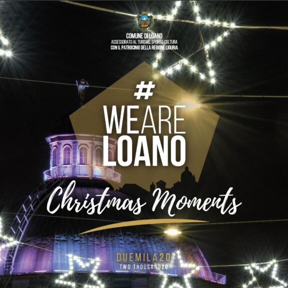 We Are Loano Natale 2020